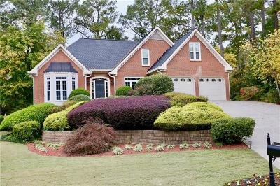 Marietta Single Family Home For Sale: 3871 High Green Drive