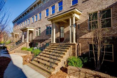 Condo/Townhouse For Sale: 1222 Virginia Court NE