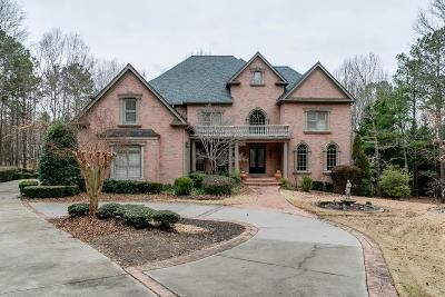 Braselton Single Family Home For Sale: 5052 Legends Drive