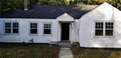 Single Family Home For Sale: 414 Chappell Road NW