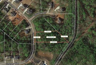 Cumming Residential Lots & Land For Sale: 5860 Climbing Rose Way