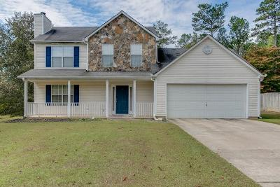 Loganville Single Family Home Contingent-Due Diligence: 4445 Brookridge Drive