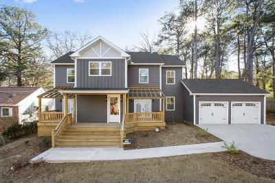 East Atlanta Single Family Home For Sale: 1615 Van Vleck Avenue