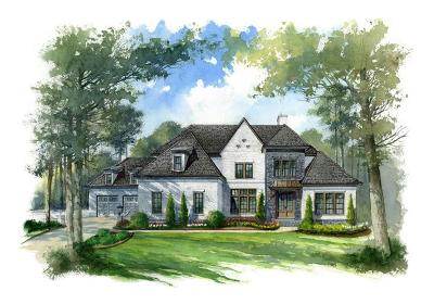 Milton Single Family Home For Sale: 10125 Cedar Ridge Drive