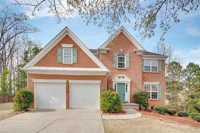 Duluth Single Family Home For Sale: 3957 Toccoa Falls Drive