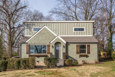 Decatur Single Family Home For Sale: 1711 Old Hickory Street