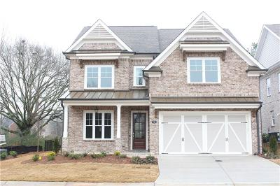Alpharetta Single Family Home For Sale: 755 Harris Walk Lane