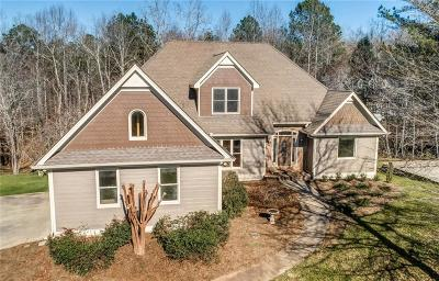Cherokee County Single Family Home For Sale: 1925 Cokers Chapel Road