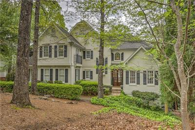 Forsyth County Single Family Home For Sale: 9245 Mainsail Drive