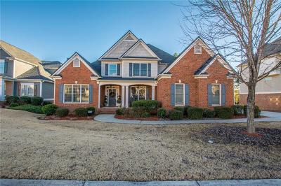 Acworth Single Family Home For Sale: 209 Thorncliff Landing
