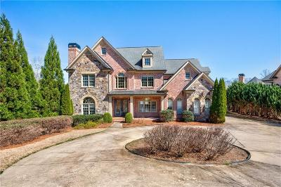 Forsyth County Single Family Home For Sale: 9020 Old Terry Ford Road