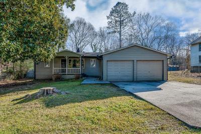 Lithia Springs Single Family Home For Sale: 4033 Old Douglasville Road