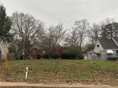 Atlanta Single Family Home For Sale: 34 Candler Road NE
