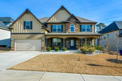 Fayetteville Single Family Home For Sale: 210 Thrushwood Drive