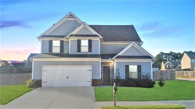 Conyers Single Family Home For Sale: 3458 Sandstone Trail SE