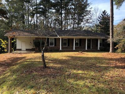 Rome Single Family Home For Sale: 27 Westwood Circle SW