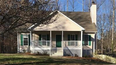 Hiram Single Family Home For Sale: 110 Pooles Bend Way