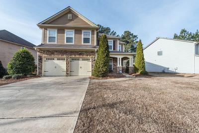 Canton Single Family Home For Sale: 202 Hampton Station Boulevard