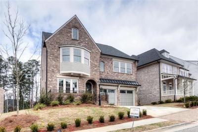 Sandy Springs Single Family Home For Sale: 6495 Canopy Drive