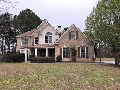 Grayson Single Family Home For Sale: 2408 Camellia Allee Court