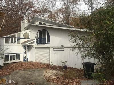 Brookhaven Single Family Home For Sale: 3880 The Ascent NE