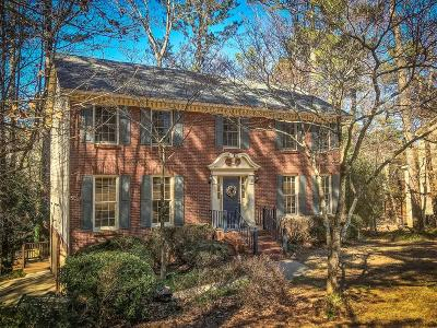Peachtree Corners, Norcross Single Family Home For Sale: 4725 Westchester Court