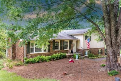 Canton Single Family Home For Sale: 1591 Old Shoal Creek Trail