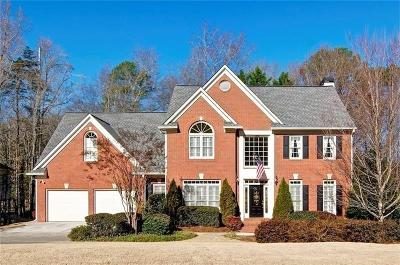Roswell Single Family Home For Sale: 195 Lochland Circle