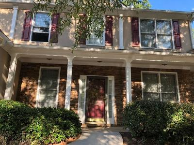 Stone Mountain Single Family Home For Sale: 806 Deerfield Court