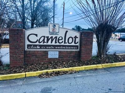 College Park Condo/Townhouse For Sale: 504 Camelot Drive