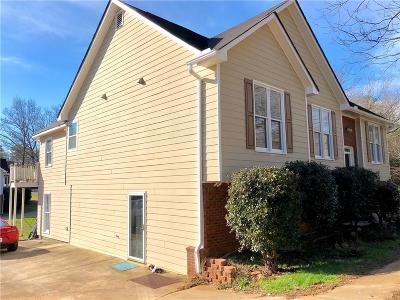 Pickens County Single Family Home For Sale: 120 East Sellers Street