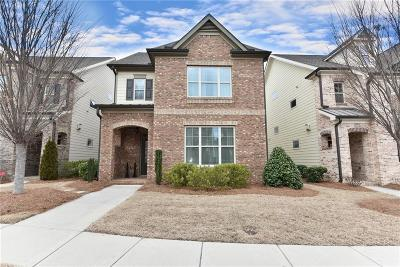 Alpharetta Single Family Home For Sale: 7470 Flintlock Way