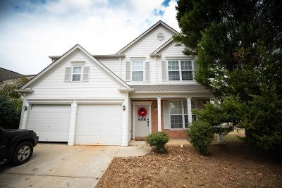 Acworth GA Single Family Home Contingent-Due Diligence: $219,900