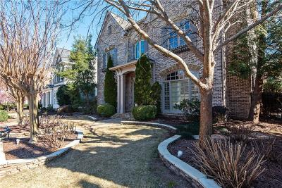 Marietta Single Family Home For Sale: 2902 Windstone Circle