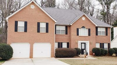 Stone Mountain Single Family Home For Sale: 1228 Carriage Trace Circle
