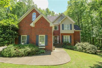 Buford Single Family Home For Sale: 3745 Lake Seminole Drive