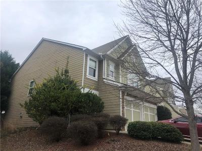 Cumming Single Family Home For Sale: 5960 Ellington Cove