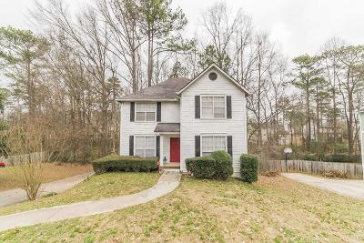 Lithonia Single Family Home For Sale: 4890 Ardsley Drive