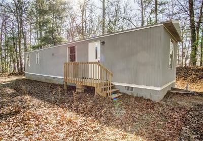 Ellijay Single Family Home For Sale: 1505 Morton Drive