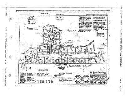 Paulding County Residential Lots & Land For Sale: 420 Lakeside Drive
