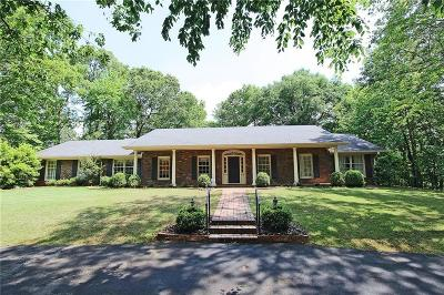 Carroll County, Coweta County, Douglas County, Haralson County, Heard County, Paulding County Single Family Home For Sale: 467 Steadman Road