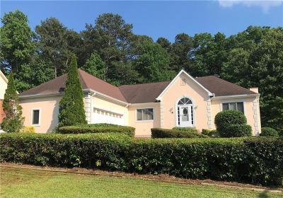 Suwanee Single Family Home For Sale