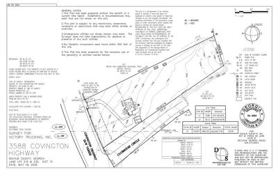 Decatur Residential Lots & Land For Sale: 3588 Covington Highway