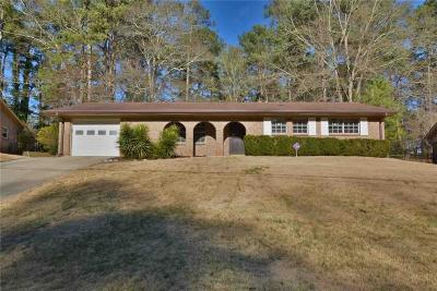 Decatur Single Family Home For Sale: 2740 Williamsburg Drive