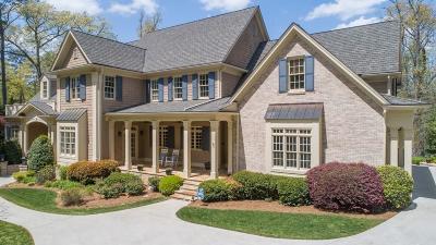 Atlanta Single Family Home For Sale: 1105 Heards Ferry Road