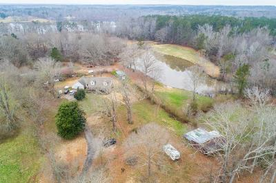 Paulding County Single Family Home For Sale: 1412 Friendship Church Road