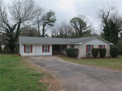 College Park Single Family Home For Sale: 5366 Orly Trace