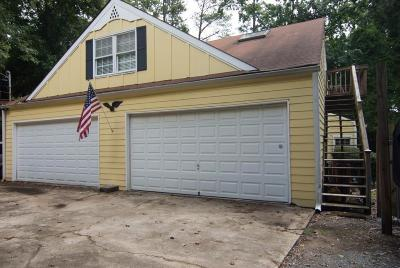 Roswell  Single Family Home For Sale: 11315 Houze Road