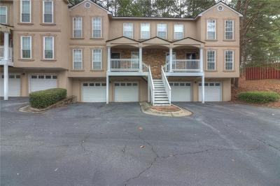 Sandy Springs Condo/Townhouse For Sale: 1503 Masons Creek Circle