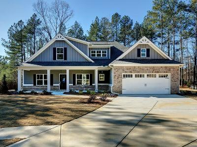 Villa Rica Single Family Home For Sale: 48 Rowland Way